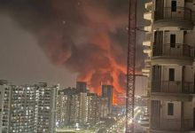 Noida Fire Latest Updates: Noida fire broke out in Sector 49, 12 fire engines caught