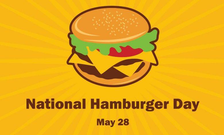 International Hamburger Day 2021 History Wishes Quotes Shayari Status Slogan Themes & More