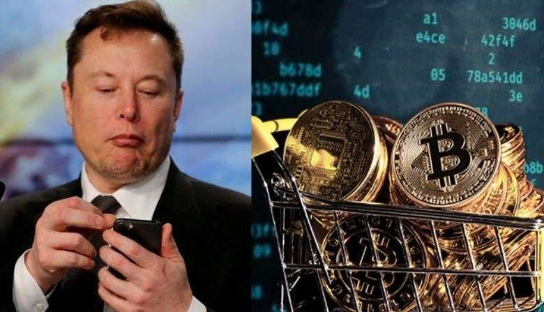 Bitcoin Breaking News Not only Bitcoin, a tweet from Elon Musk shocked the entire Crypto market, causing a loss of $ 365 billion