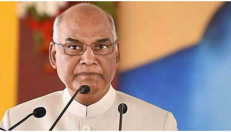 Eid 2021: Eid is celebrated as an opportunity to serve humanity, President Ram Nath Kovind congratulated the people