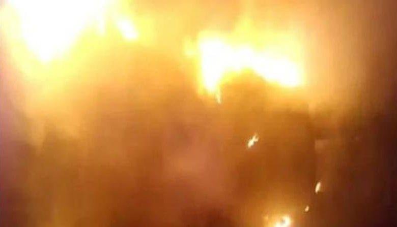 Mathura LPG Cylinder Fire Updates