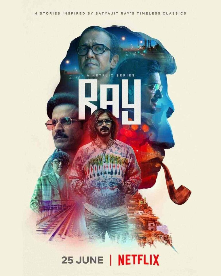 Ray Web Series (Netflix) Cast & Crew, Release Date, Actors and More