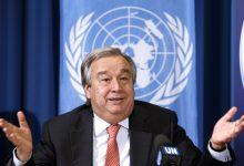 Who is UN Chief Antonio Guterres