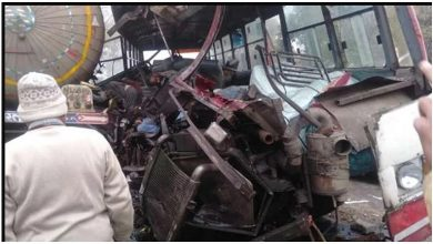 Kanpur Accident Updates: Road Accident in Kanpur, 17 killed, 24 injured