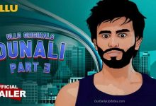 ULLU Dunali Part 3 Web Series