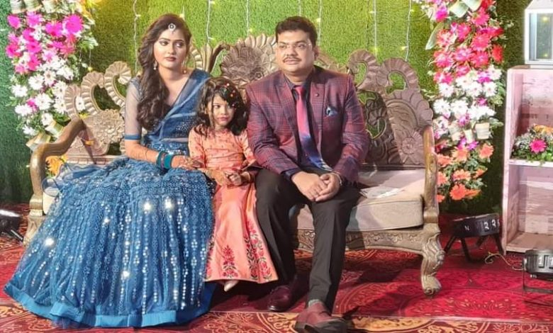 chandbali mla byomakesh ray marriage