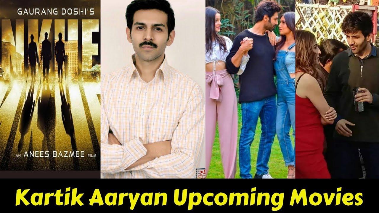 Kartik Aaryan Upcoming Movies 2021