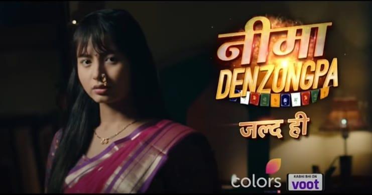 Nima Denzongpa Colors TV