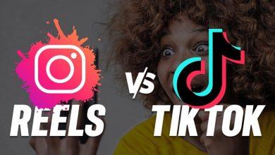 Tik Tok vs Instagram reels