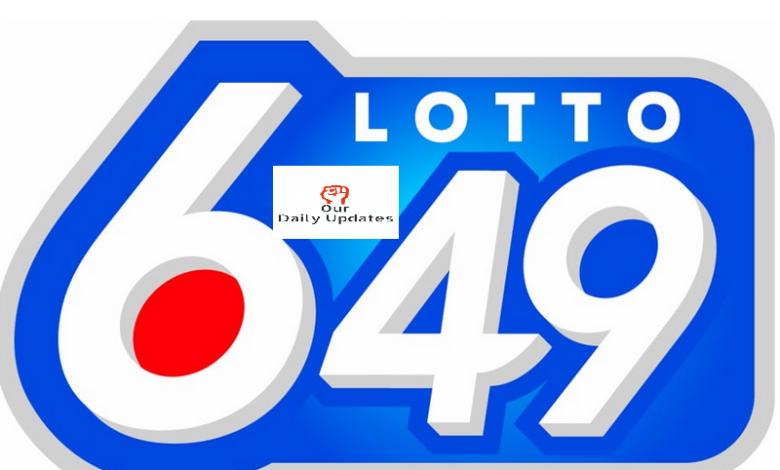 6 49 Lotto Result