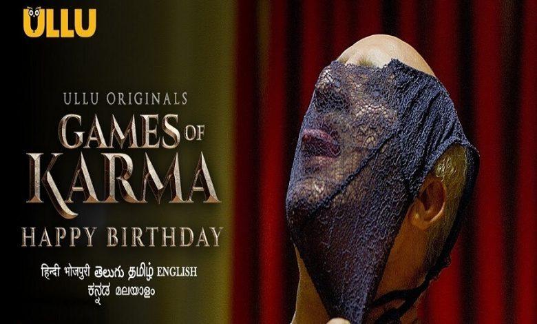 Happy Birthday | Games of Karma