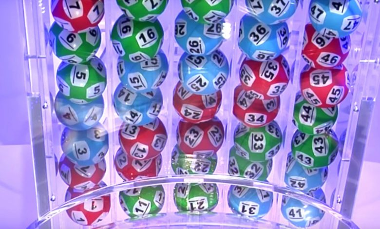 Mark six Lottery Result Today