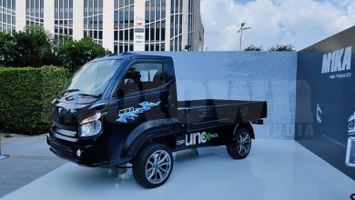 OSM M1KA Commerical Electric vehicle Launched