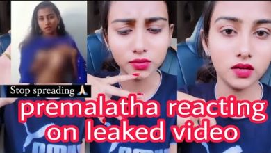 Premalatha Chinnu Photos Leaked Video