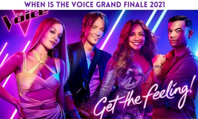 The Voice Australia 2021 Grand Finale Winner Name
