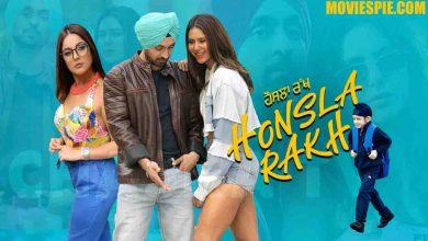 Honsla Rakh Full Movie Download 720p & 480p Movieflix, 123mkv, Filmywap, Filmyzilla, Bolly4u