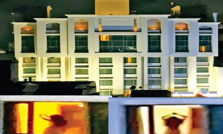 Rajkot Imperial Hotel Viral Video