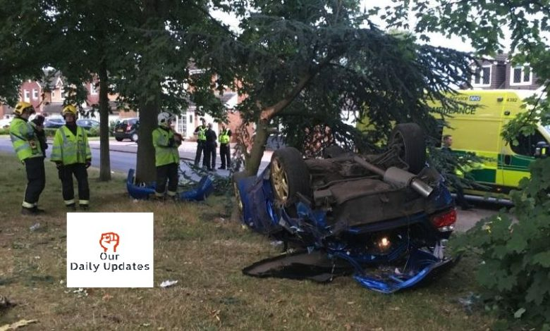 Kingswinford Accident